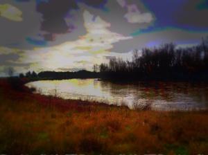 Willamette River - Irish Bend